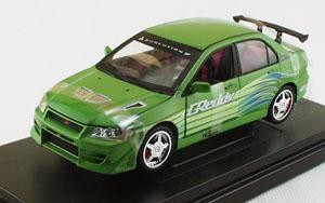 Mitsubishi Lancer Evolution VII 2002