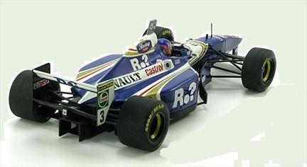 formule 1 williams renault fw19 champion du monde villeneuve 1997 jacques villeneuve. Black Bedroom Furniture Sets. Home Design Ideas