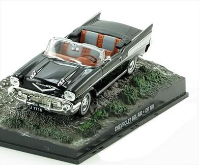 Chevrolet Bel Air James Bond
