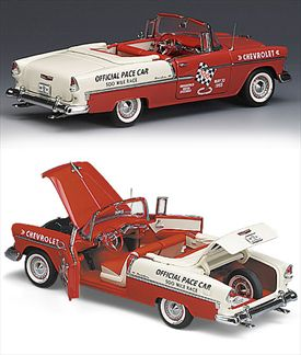 Chevy Bel Air 1955 Indy Pace Car