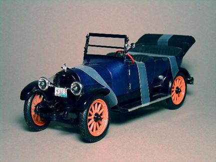 1917 REO Touring