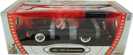 Ford Thunderbird 1957 Convertible
