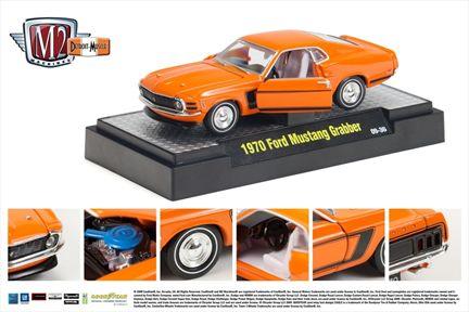 1970 Ford Mustang Grabber