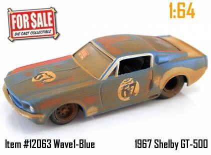1967 Shelby Cobra GT-500