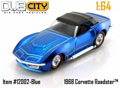 1968 Chevrolet Corvette Roadster