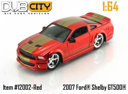 2007 Shelby GT-500
