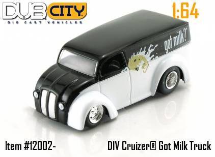 Div Cruizer (Got Milk)