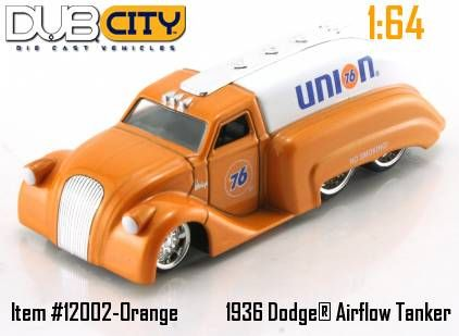 1939 Dodge Airflow Tanker (Union 76)
