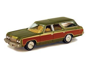 1973 Chevy Caprice Estate
