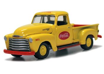 1950 Chevy Pick-Up Coca-Cola