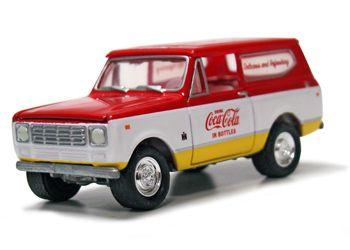 1979 International Scout Coca-Cola