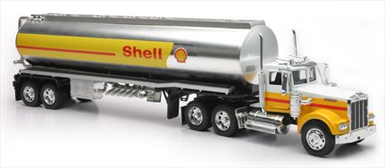 Kenworth W900 Oil Tanker (Shell)