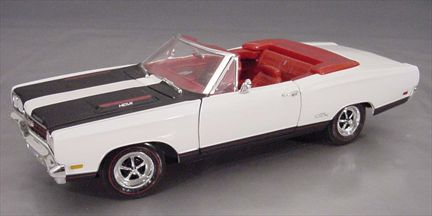 Plymouth GTX 1969 Convertible **Low stock**