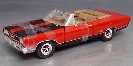 Plymouth GTX 1969 Convertible