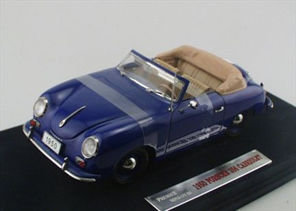 Porsche 356 Cabriolet 1950
