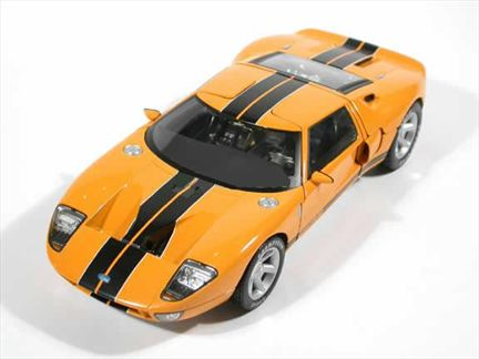 Ford GT Concept 2004