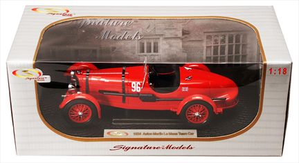 Aston Martin Le Mans 1934 (1 Left)