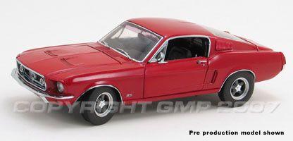 Custom 1968 Mustang GT Fastback **LIMITED**