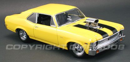 Chevrolet Drag Nova 1968