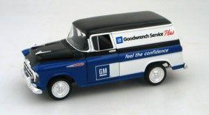 Chevrolet Panel 1957