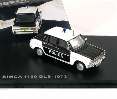 Simca 1100 GLS 1973 Police