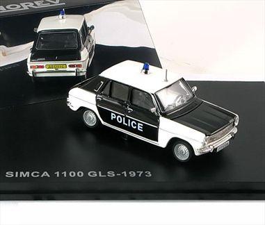 Simca 1100 GLS 1973 Police