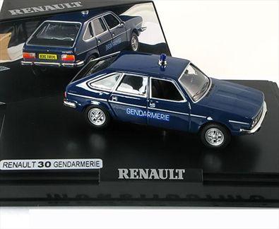Renault 30 Gendarmerie