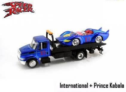 International DuraStar 4400 And Prince Kabala