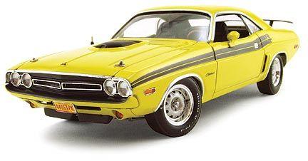 dodge Challenger R/T 1971 440 SixPack