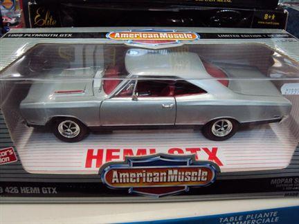 Plymouth GTX 1969 426 Hemi **Last One**