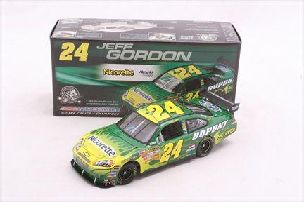 Jeff Gordon #24 Nicorette 2008 Impala SS