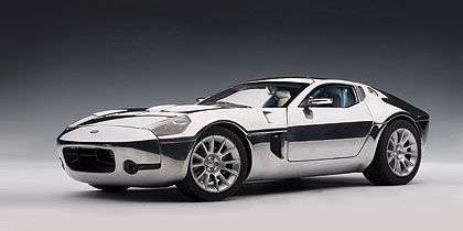 Ford Shelby Cobra GR-1 Concept CHROME