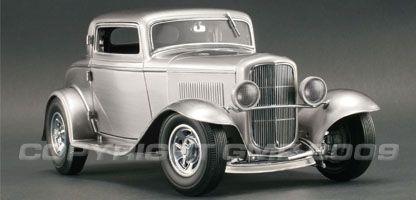 Ford 3 Window 1932