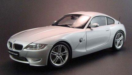 BMW Z4 M Coupe 2006