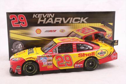 Kevin Harvick #29 Shell 2008 Impala SS