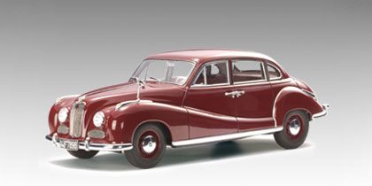 BMW 501 Limousine 6-Cylindre