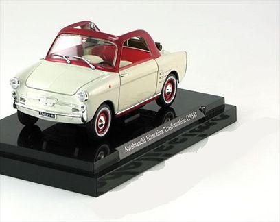 Autobianchi Bianchina Trasformabile 1958