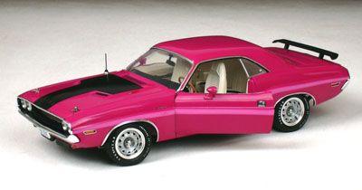 Dodge Challenger R/T 1970 440-6
