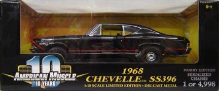 Chevrolet Chevelle SS 396 1968