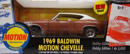 Chevrolet Chevelle Baldwin Motion 1969