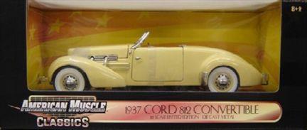 Cord 812 Corvertible 1937