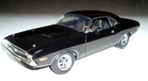 Dodge Challenger 1971 Super Street 528 Hemi