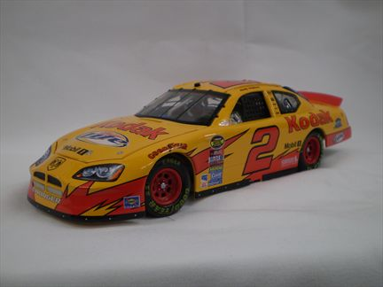 Rusty Wallace #2  Dodge Charger 2005 *LIMITED 1 de 228*