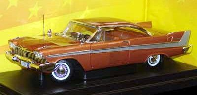 Plymouth Belvedere 1958 **Low Stock**