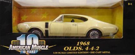 Oldsmobile 442 1968