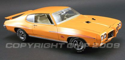 Pontiac GTO Judge 1970 (1 Left)
