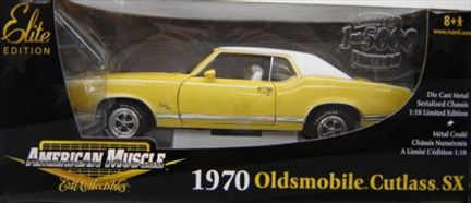 Oldsmobile Cutlass SX 1970