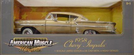 Chevrolet Impala 1958 *last one*