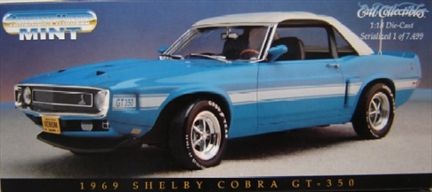 Ford Shelby Cobra GT-350 1969