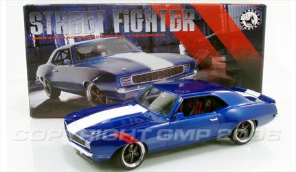 Chevrolet Camaro 1969 Street Fighter (Found 1)